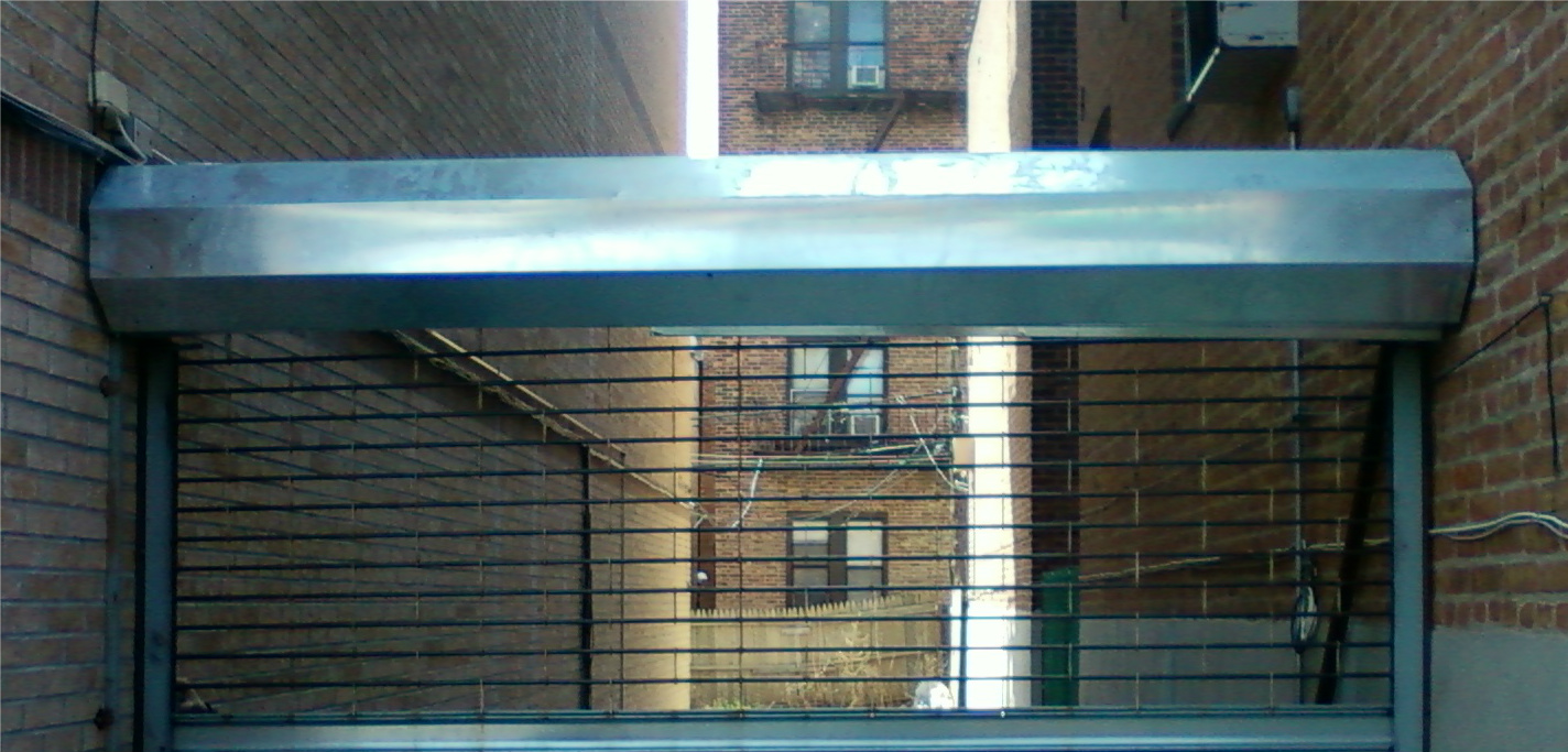 Commercial Roll Up Doors Rolling Gate Nyc